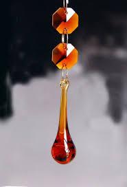 100pcs lot free 150mm h garland strand glass crystal chandelier parts crystal chandelier pendants lighting parts in chandelier crystal from
