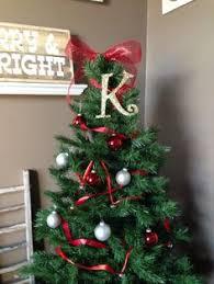 monogram tree topper christmas decorations 2015 monogrammed tree topper christmas