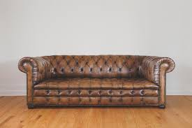 Vintage Leather Chesterfield Sofa Antique Leather Chesterfield Distressed Leather Leather