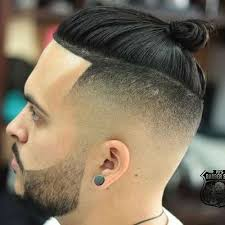top knot hairstyle men 5 sleek clean line haircuts the idle man