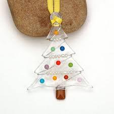best 25 glass tree ornaments ideas on glass