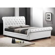 Upholstered Sleigh Bed King Best 25 Modern Sleigh Beds Ideas On Pinterest Wood Sleigh Bed