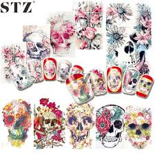 nail stickers u2013 halloween u2013 festival collections