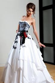 collection red and black wedding dresses pictures best fashion