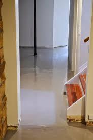 Basement Floor Laminate Mode Concrete Considering A Concrete Floor Overlay For Your