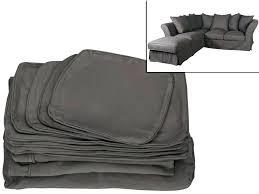 housse coussins canapé housse de coussin pour exterieur housse de coussin exterieur tissus