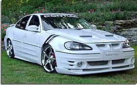 Pontiac Grand Am Interior Parts Grand Am Sc T Body Kit Pfyc