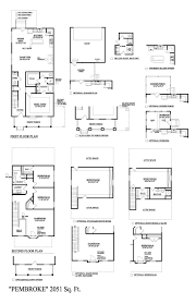 Home Floorplan by Crescent Homes Master Plans Pembroke
