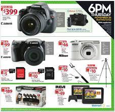 cameras on sale black friday walmart u0027s black friday ad