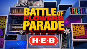 Heb Flowers - watch live battle of flowers parade