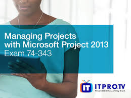 amazon com managing projects with microsoft project 2013 exam 74