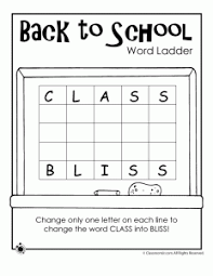 word ladders fifth grade 100 images daily word ladders grades