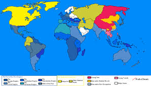 Code Geass World Map by Alexander Goes West By Goliath Maps On Deviantart