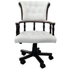 chaise de bureau en bois à chaise de bureau bois fauteuil de bureau chesterfield de style