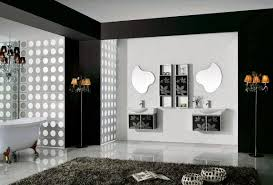 Black And White Bathroom Decor Ideas Black White Bathroom Accessories Toto Toilets On Lowes Tile