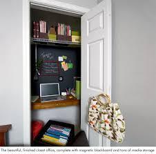 diy building a u201ccloffice u201d closet office shoestring