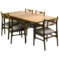 1950 dining room furniture 1950 u0027s red cracked ice dining