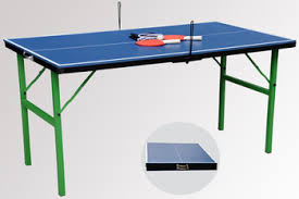 collapsible ping pong table foldable mini table tennis table kids toys baby tennis table double