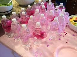 baby shower water bottles glamluxepartydecor free shipping