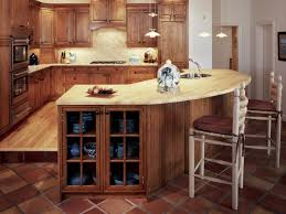 Wood Kitchen by Pine Kitchen Cabinets Pictures Ideas U0026 Tips From Hgtv Hgtv