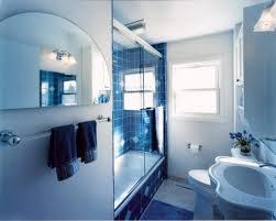 Surprising Orange And Blue Bathroom Decor Ideas