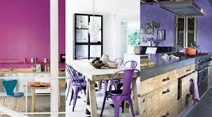 deco cuisine violet cuisine violette 12 idées de déco pour une cuisine violette