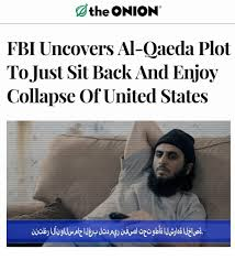 Lust Meme - othe onion fbi uncovers al qaeda plot to lust sit back and eniov