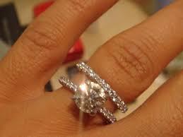 interlocking engagement ring wedding band gold engagement ring thin band 28 engagement rings