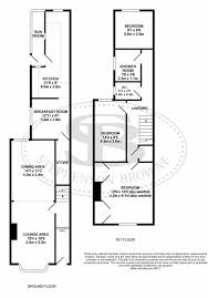 Minton Floor Plan by Birches Head Road Birches Head Stoke On Trent 3 Bed Terraced