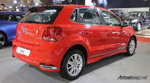 volkswagen polo body kit india made vw polo u0027180 tsi u0027 showcased at iims 2017