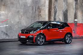 bmw i3s specs 2017 autoevolution
