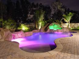 Pool Landscape Lighting Ideas Landscape Lighting Ideas Around Pool