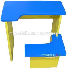 reading table and chair kids desk with attached chair a charming light kids reading table