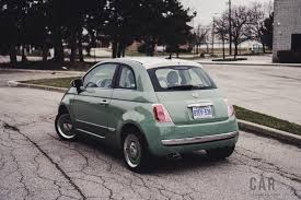 review 2016 fiat 500 1957 edition canadian auto review