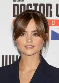 doctor who hairstyles 169 best jenna louise coleman images on pinterest jenna coleman