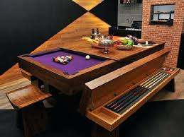fusion pool dining table fusion pool table dining unique pool table dining table wall