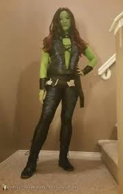 gamora costume gamora costume