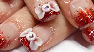 how to do acrylic nails youtube