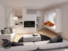Lights For Living Living Room Wonderful Living Room Interior Mixed With Glossy