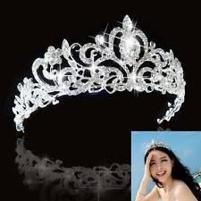 bridal tiara bridal tiaras ebay