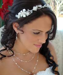 floral headband couture floral headband bridal hair accessories