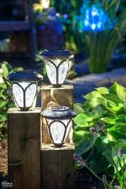 Outdoor Solar Landscape Lights Best Solar Landscape Lighting Solar Landscape Lighting Reviews