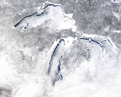 Frozen Waves The Great Lakes Are Even More Beautiful When They U0027re Frozen Huffpost