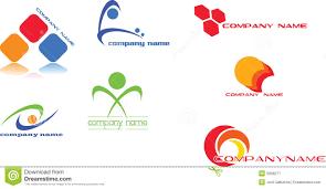 logo design stock vector illustration of graphic computer 5909277