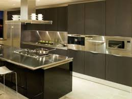 stainless steel kitchen backsplash amazing stainless steel backsplash ideas kitchen my home design