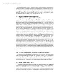 part ii characteristics of the u s ferry system security