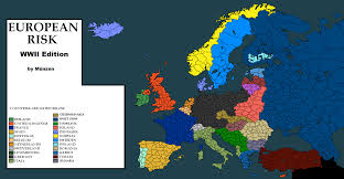 Ww2 Europe Map Forum Risk Europe World War Ii Maintained By Outypoo 3