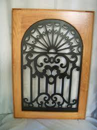 decorative metal cabinet door inserts cabinet door panel insert in decorative iron design name is