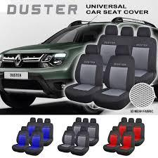housse de siege duster duster set universal styling de voiture auto intérieur