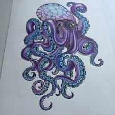 72 best octopus tattoos and drawings with images octopus tattoos